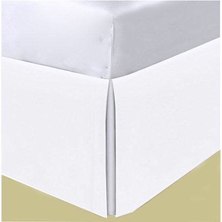Pacific Linens Solid White 200-Thread-Count Poly-Cotton ... - photo#38