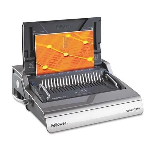 FEL5218301 Fellowes Galaxy E 500 Electric Comb Binding Machine by