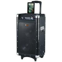 QFX PBX3080BT Portable Speaker System