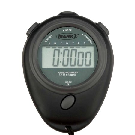 Hour Stopwatch - 24 hour electronic stopwatch/watch combination