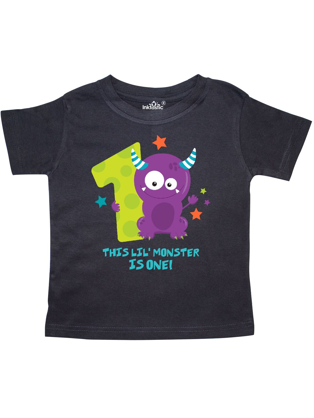 Monster 1st Birthday Toddler T-Shirt