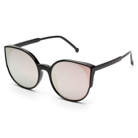 Classic Outdoor Retro Sunglasses Vintage Mens Womens Shades Eyewear Rose Red