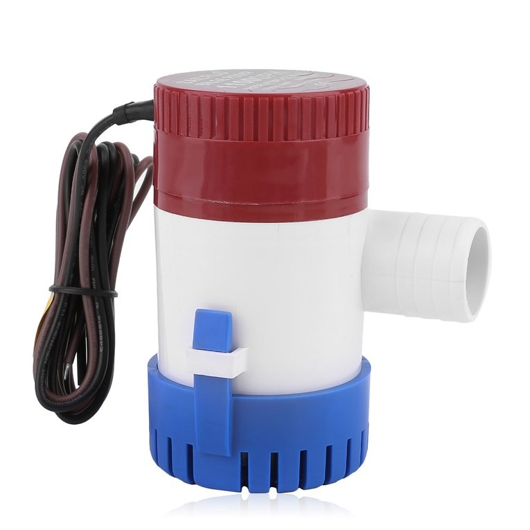 3 0a submersible boat electric bilge pump without bilge switch used rh walmart com