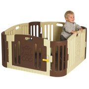 Play Zone in Tan/Brown