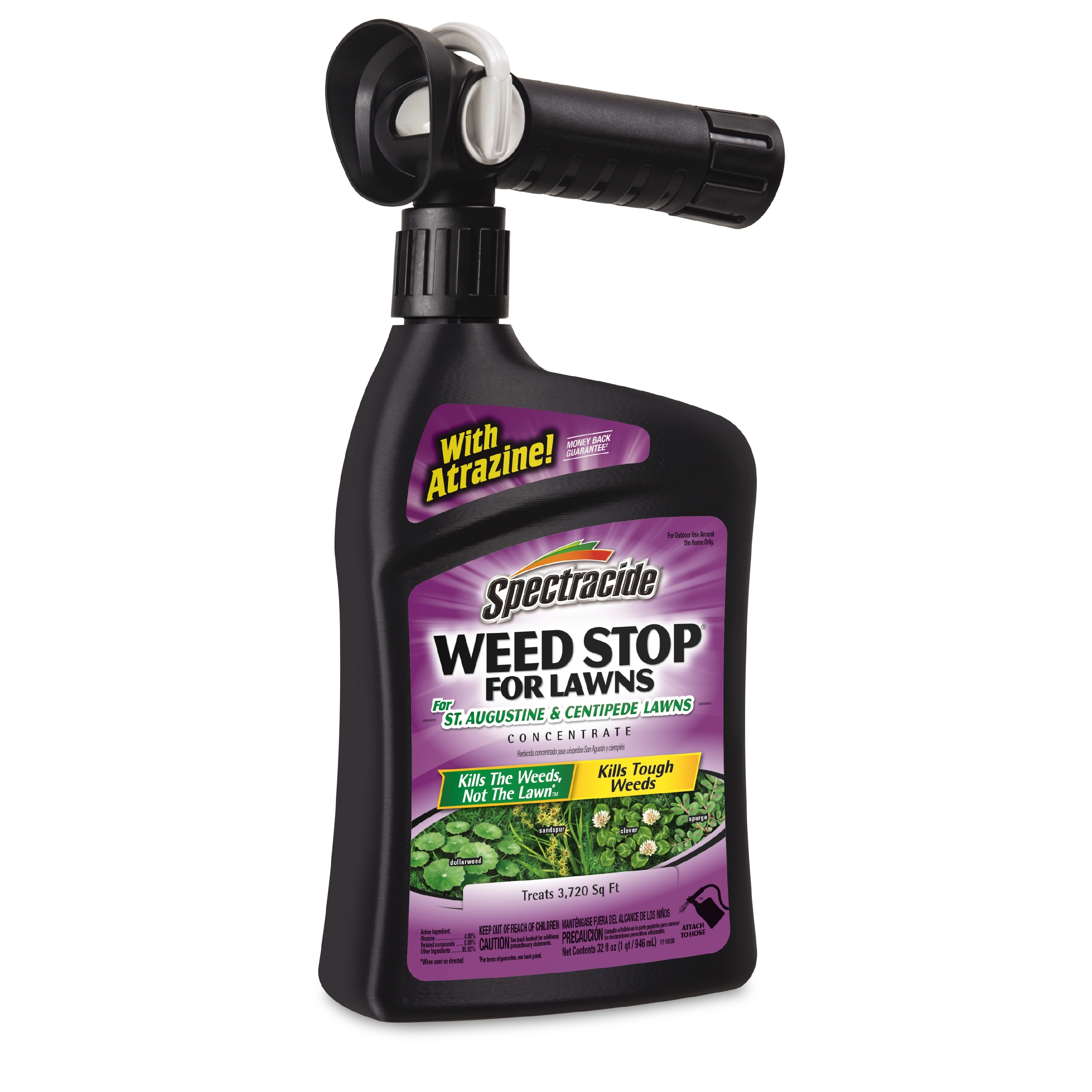 Spectracide Weed Stop St. Augustine & Centipede, 32-Ounce