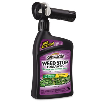 Spectracide Weed Stop for Lawns for St. Augustine & Centipede Lawns Concentrate Ready-to-Spray, 32-fl (St Augustine Lawn)