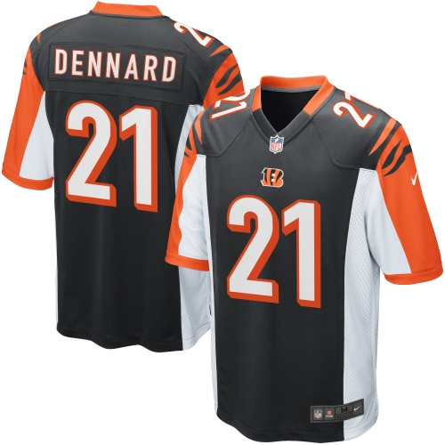 Darqueze Dennard Cincinnati Bengals Nike Game Jersey - Black