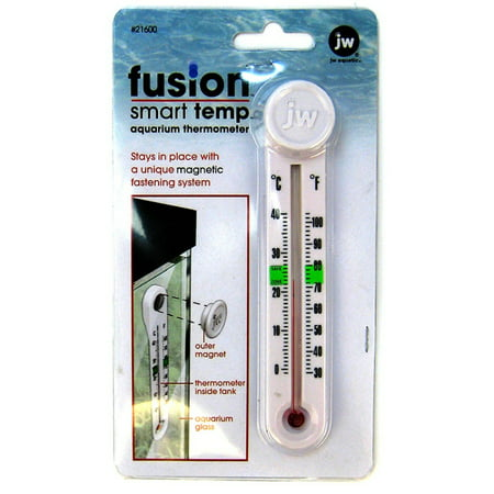 JW Fusion Smart Temp Aquarium Thermometer Smart Temperature Aquarium (Best Aquarium Thermometer Reviews)
