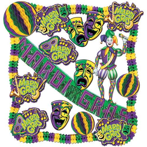 Mardi Gras Decorating Kit