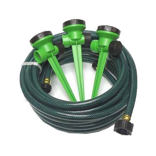 Melnor 80267GT Pattern Stationary Sprinkler & Hose Kit by MELNOR INC