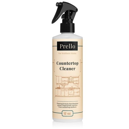 Prello Countertop Cleaner Spray for Corian, Granite, Tile, Quartz Surfaces