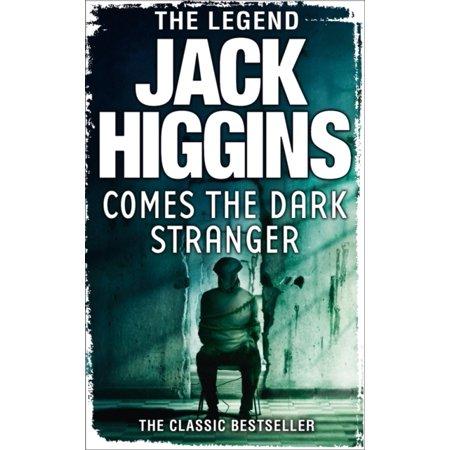 Comes the Dark Stranger. Jack Higgins](Jack Sparrow On Stranger Tides)