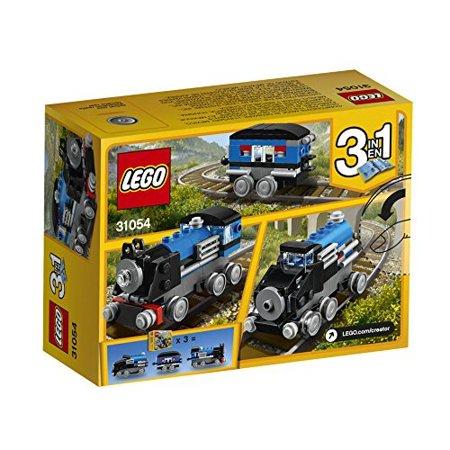Lego 31054 Blue Creator Express vnyO0wNm8P