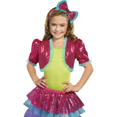 Dance Craze Bolero Pink Child Halloween - Bindis Halloween Dance