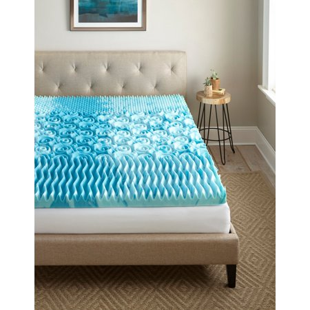 Broyhill 3 Inch Cooling Gellux Memory Foam Gel Mattress