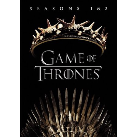 Game of Thrones: Seasons 1 & 2 (DVD) (Sounds Of The Season Halloween)