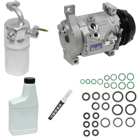 New A/C Compressor and Component Kit 1052131 - Silverado 2500 HD Avalanche