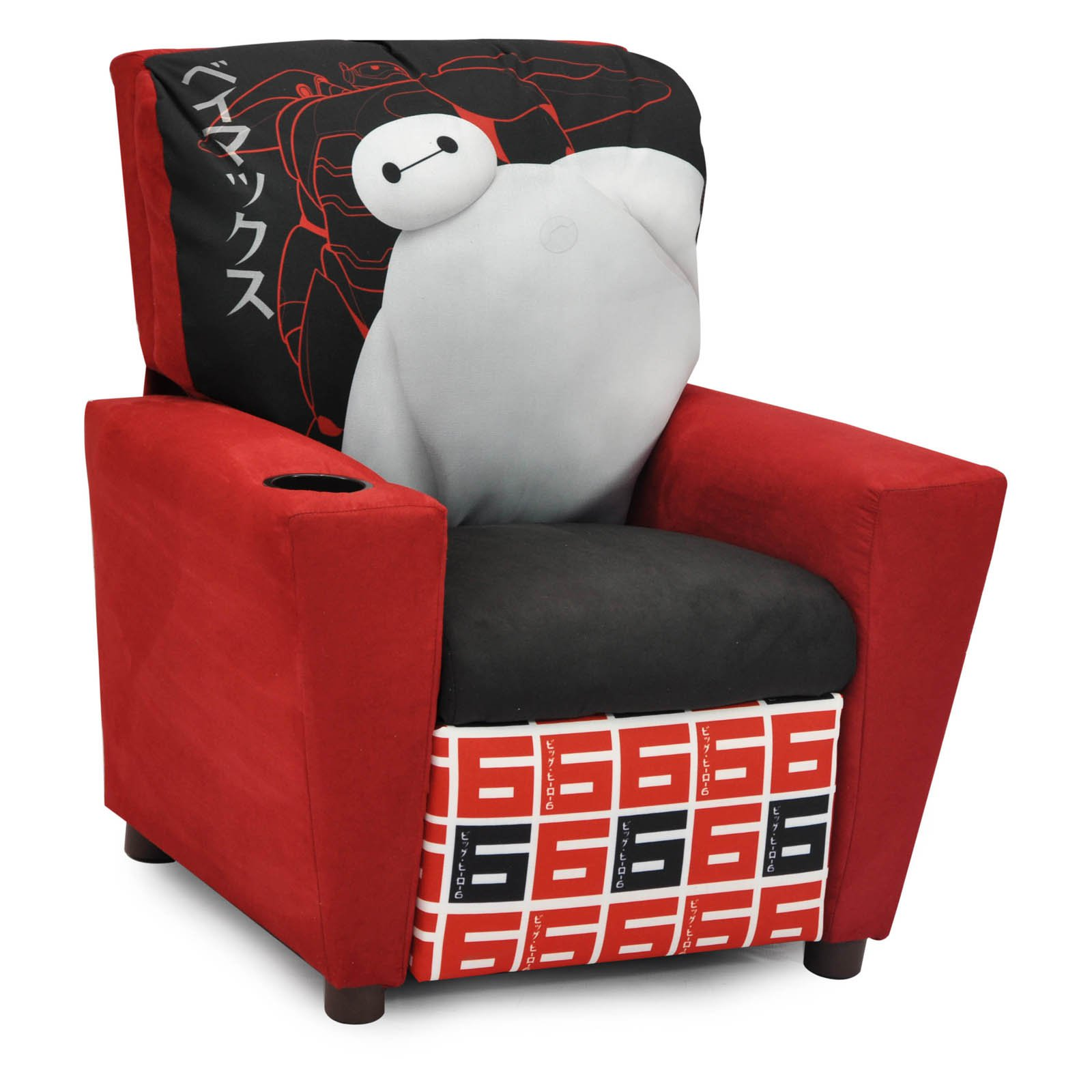 Kidz World Big Hero 6 Kids Recliner