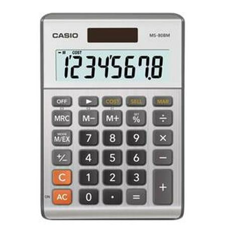 Casio scientific calculator fx-100ms.