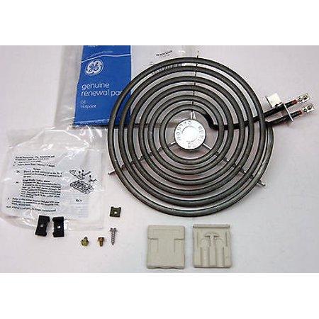 WB30X348 GE Electric Range Surface Unit Calrod Burner 8