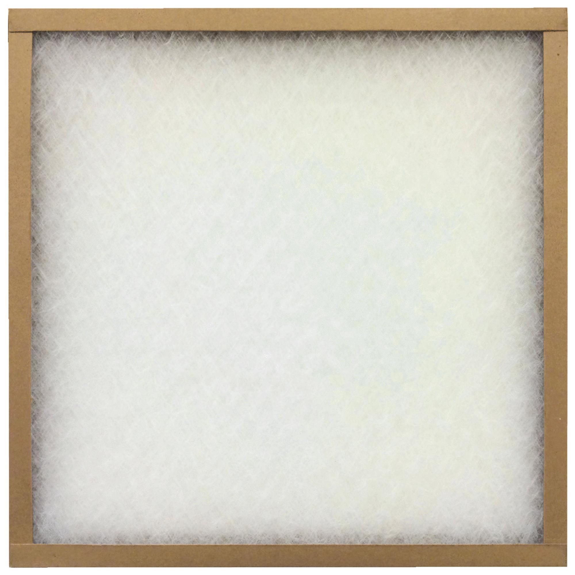 "Flanders EZ-Flow II (1 Filter), 14"" X 25"" X 1"" Flat Panel Furnace Air Filter"
