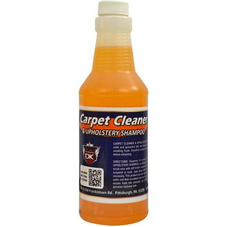 Automotive Carpet Cleaner Amp Upholstery Shampoo Quart