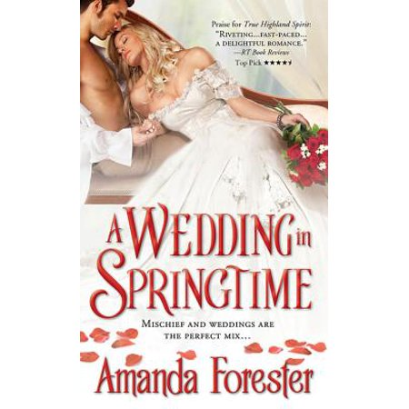 A Wedding in Springtime - eBook