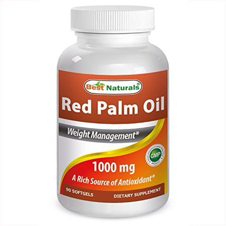 Best Naturals Red Palm Oil