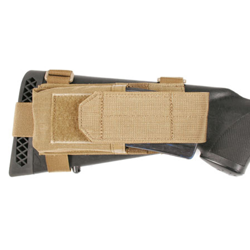 Blackhawk Buttstock Mag Pouch w/ Adjustable Lid