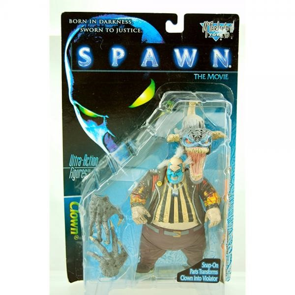 Spawn The Movie Clown Ultra-Action figure by
