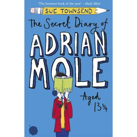 The Secret Diary of Adrian Mole Ages 133/4