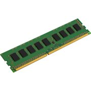 Kingston 8GB 1600MHz ECC Module - 8 GB (1 x 8 GB) - DDR3 SDRAM - 1600 MHz DDR3-1600/PC3-12800 - ECC - Unbuffered - 240-pin - DIMM