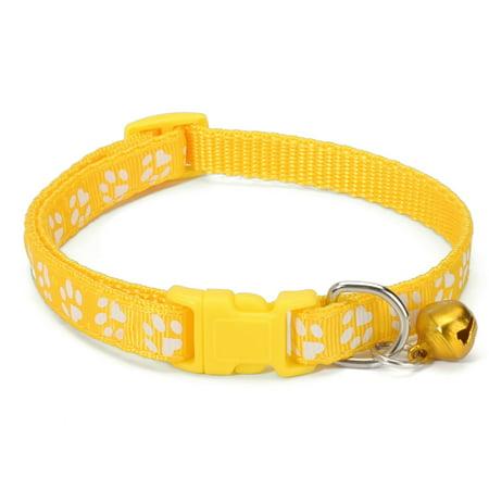 12Pcs Pet Classic Personalized Dog Collar Adjustable Seatbelts 6 Color  - image 9 de 12
