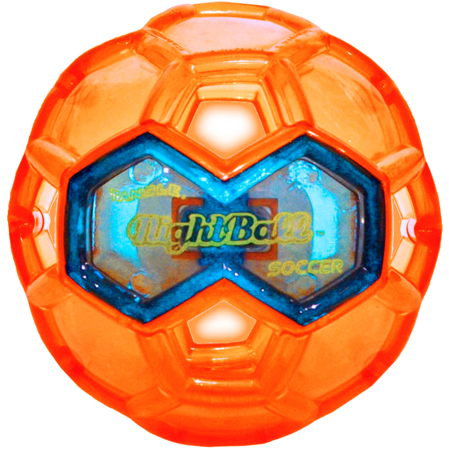 Tangle LED Night Ball Soccer Ball