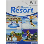 Wii Sports Resort - Nintendo Wii (Refurbished) and Wii U