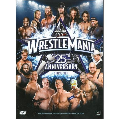 WWE: WrestleMania XXV (Full Frame)