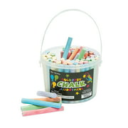 Colored Chalk - 100Pc - Basic Supplies - 100 Pieces