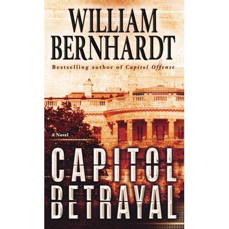 Ben Kincaid: Capitol Betrayal (Series #18) (Paperback)