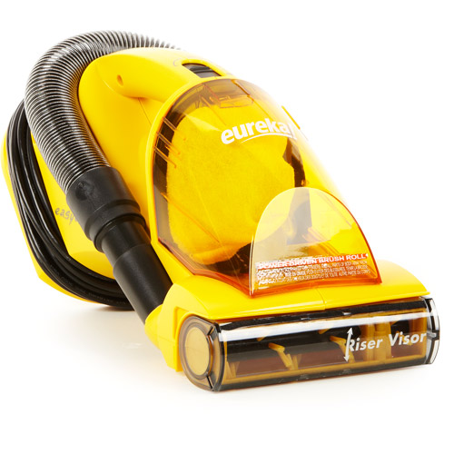 Eureka Quick-Up Bagless Hand Vac with On/Off Motorized Brush Roll, 71B