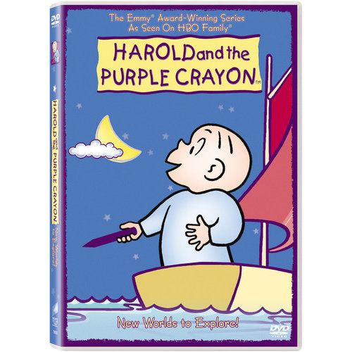 Harold & The Purple Crayon: New Worlds To Explore (DVD)