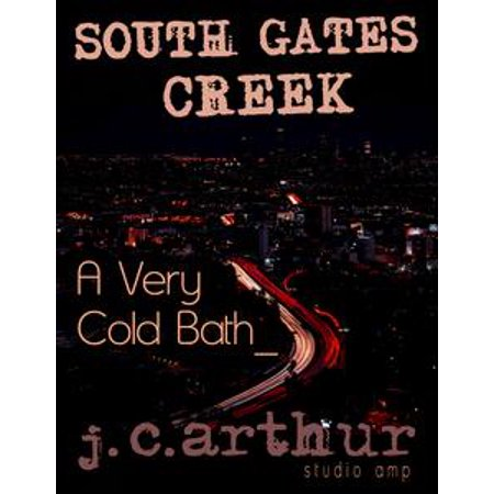 South Gates Creek: A Very Cold Bath - (South Gate Mall)