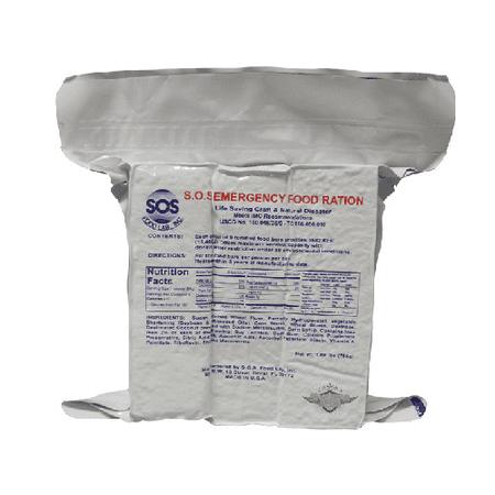 Tru-Spec Bars, S.o.s. Emergency Food Ra - 4845000 - 4845000 - 5Ive Star Gear ()