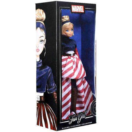 Marvel Madame Alexander Collection Captain America