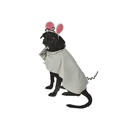 Cat And Mouse Costume (Mouse Pet Costume, Small)