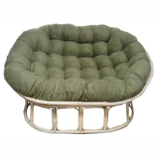 Blazing Needles Double Papasan Cushion
