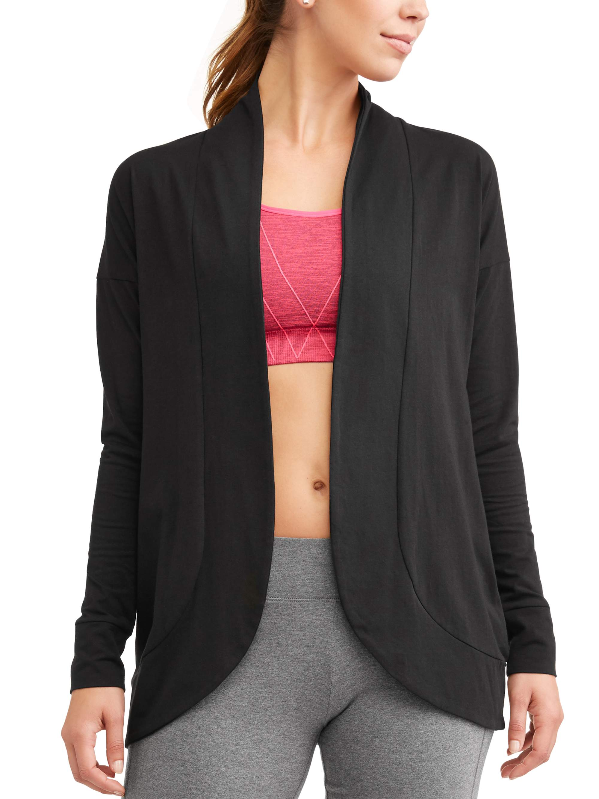 Women's Active Super Soft After Yoga Cocoon Cardigan