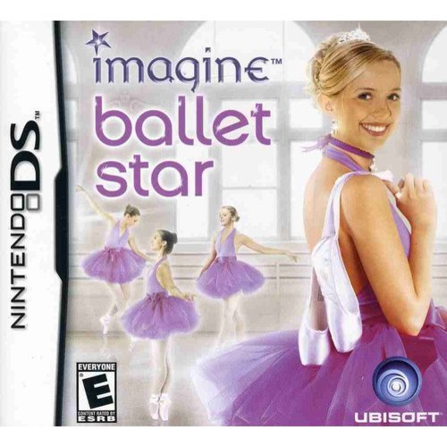 Imagine: Ballet Star (DS)