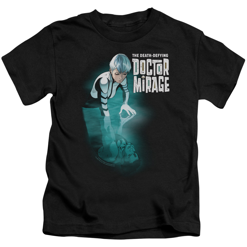 Doctor Mirage Crossing Over Little Boys Shirt