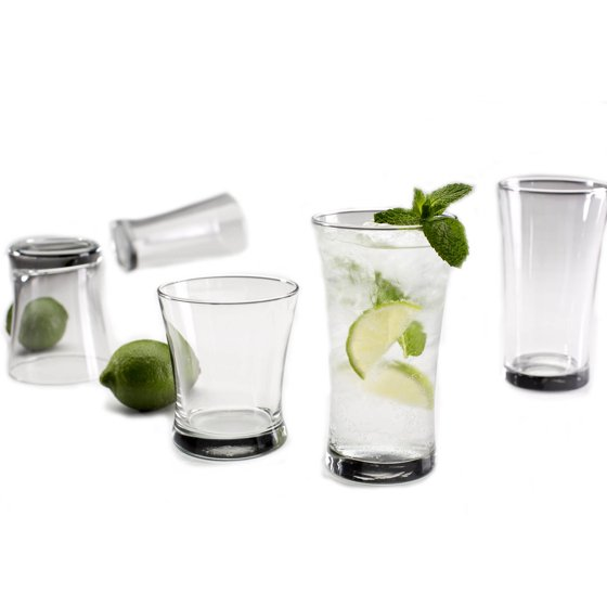 Luminarc 16-Piece Marion Glass Set
