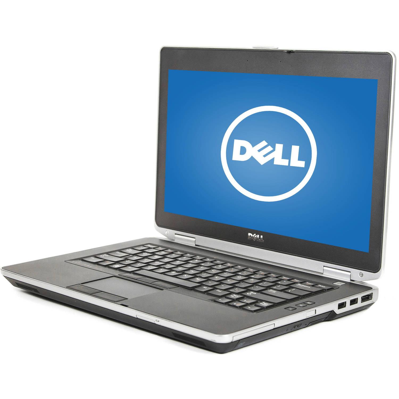 "Refurbished Dell Black 14"" E6430 Laptop PC with Intel Core i5-3320M Processor, 8GB Memory, 128GB SSD and Windows 7 Professional"